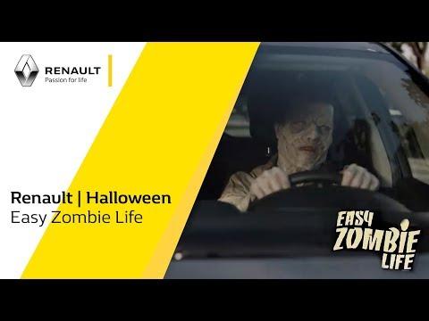 Renault | Halloween | Easy Zombie Life