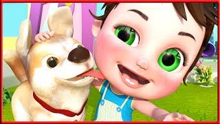Bingo  , Family Song  + More Nursery Rhymes | Kids Songs | BMBM Cartoon Song [HD]