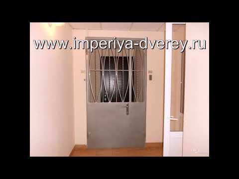 Металлические двери для тамбура в Красногорске Империи Дверей