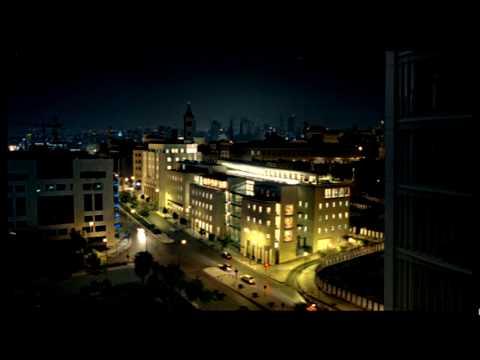 Bank Audi Plaza By Night YouTube - Plaza audi