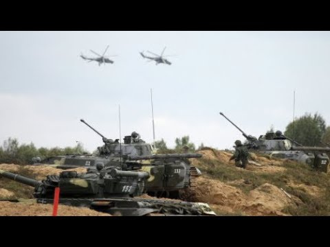 Is Russia Becoming Too Powerful? Russian Military Equipment.