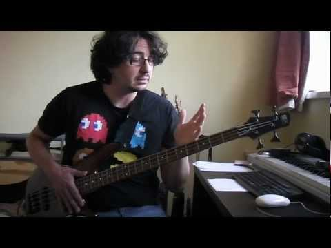 Bass Lesson - how to play