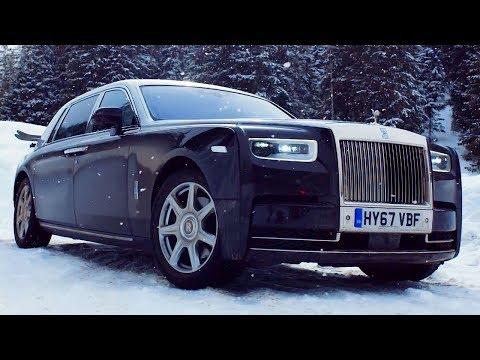 The Rolls Royce Phantom | Top Gear