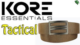Kore Essential Reinforced Tactical Belt Youtube Some malicious software will not allow you to access windows defender or other antivirus software. youtube