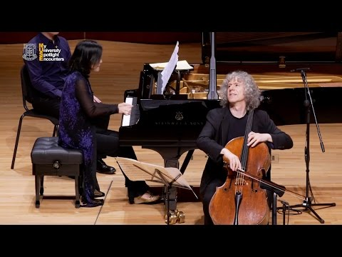 Steven Isserlis Cello Recital Highlights