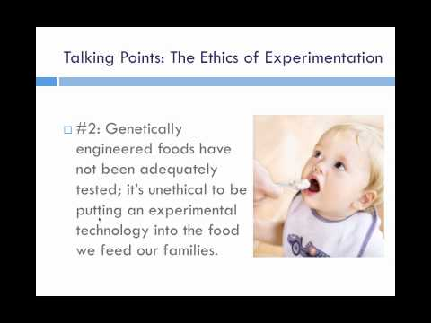 Managing the Non-GMO Message Webinar, June 13 2012 (Non-GMO