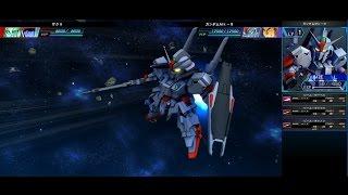 SDガンダム GGENERATION GENESIS ガンダムMk-Ⅲ | GUNDAM MK-3