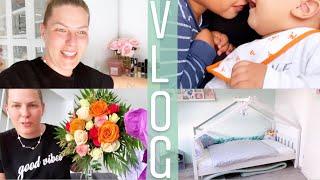 Erster Hochzeitstag l Testergebnisse der Blutuntersuchung l Lias Neues großes Bett l Amazon Haul