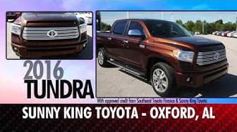 Sunny King Toyota #1 for Everyone Truck Specials