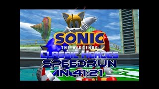 Sonic Classic Heroes: Team Sonic Speedrun in 41:21 [Current World Record]