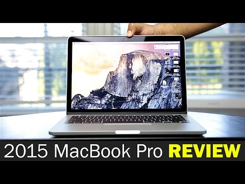 2015 13″ Macbook Pro With Retina Display Full In-Depth Review