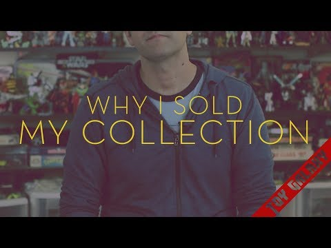 Why I Sold My Collection