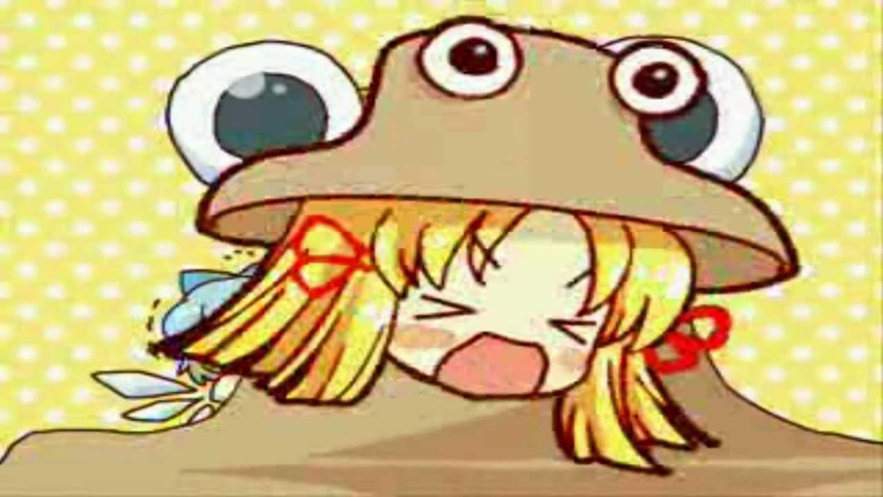 Touhou - Kero ⑨ Destiny PV {1080p}
