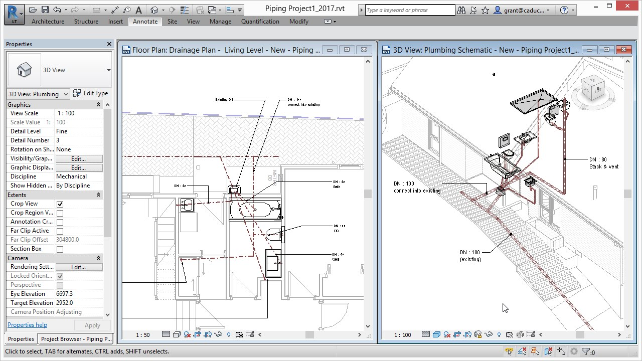 Revit Pipe Families: Piping Systems & Fittings for Revit