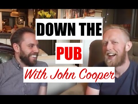 Down the pub with John Cooper (Part 2): Authenticity, Vulnerability & The Hive Mind