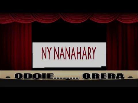 odoie ..... orera NY NANAHARY (hira complet + tonony)