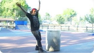 Reduce, Reuse, Recycle | Skateboard Trick #WIN