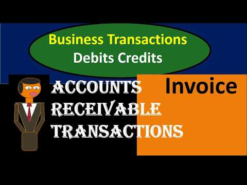 Accounts Receivable Journal Entries