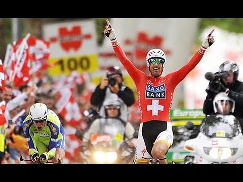 Tour de Suisse 2009 - Fabian Cancellara (Highlights all stages)
