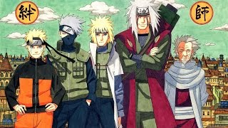 Naruto Shippuden All Openings Intro Video Game 1080p - Part 2 PS3 Xbox360 Wii (2007-2014)