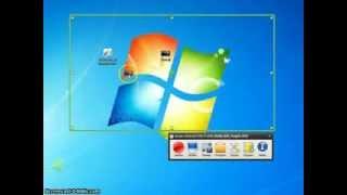 Как записать видео с экрана монитора(Скайп: a.imran311 http://biznesi.jimdo.com/ Ссылка для скачивания программы: http://work-soft.net/video-audio/750-ocam-screen-recorder.html внизу страни., 2014-01-22T13:59:22.000Z)