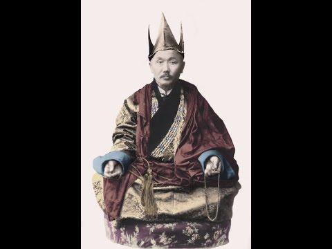 Великий йогин Соодой лама