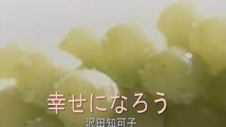 幸せになろう (カラオケ) 沢田知可子