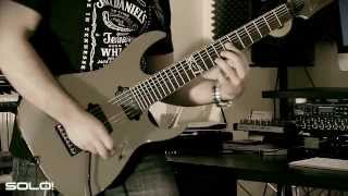 "Harry Stefanatos Plays ""Killing Myself To Live"" [Catastrophic Riff Evolution]"