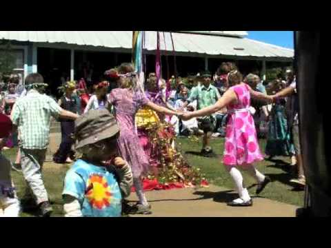 Sierra Waldorf School May Day 2011 Highlights