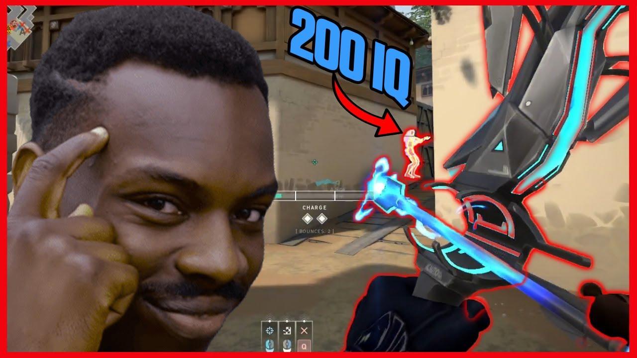 SOVA BUT ITS 200 IQ (Pro Arrow Plays) - Valorant