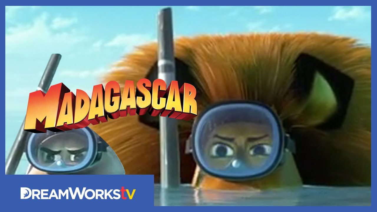 MADAGASCAR 3 EUROPES MOST WANTED Official Teaser Trailer YouTube