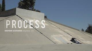 PROCESS - Braydon Szafranski - Varial Heelflip - Altadena, CA