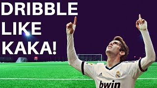how to run with the ball like ricardo kaka kaka tribute