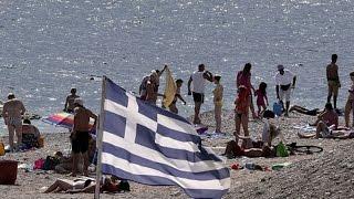 Greek Consumers Splurge Amid Crisis