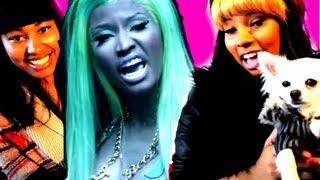 Nicki Minaj - Beez In The Trap ft 2 Chainz - MUSIC VIDEO REVIEW