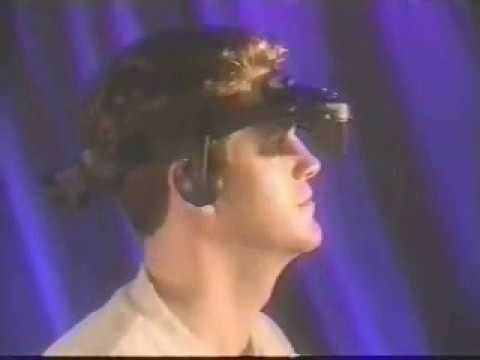 48a1056f37c3 Virtual reality in the 1990s  VREAM VR Creator - YouTube