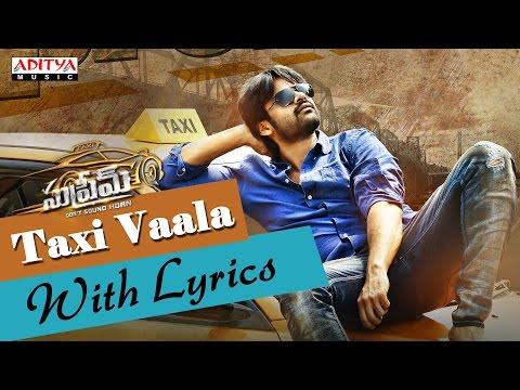 Taxi Vaala Full Song With Lyrics & Other Sai Dharam Tej Hits