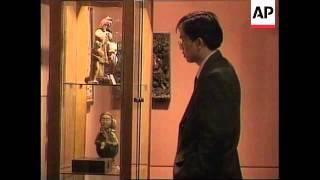 CHINA: SHANGHAI: SEX MUSEUM OPENS