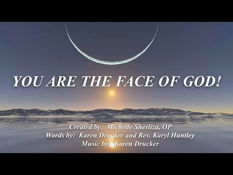 YOU ARE THE FACE OF GOD ~ Giving Thanks For All The Children Of Our World