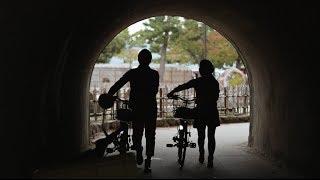 付き合ってからすぐの時一緒に宮島でサイクリングをしたら、転倒で病院...