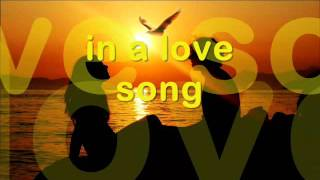 Gambar cover A love song   lyrics Lee Greenwood