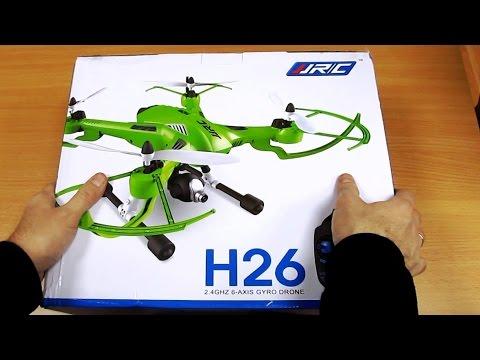 H26W – дрон с камера и безжична връзка към мобилни устройства с Android и iOs 14