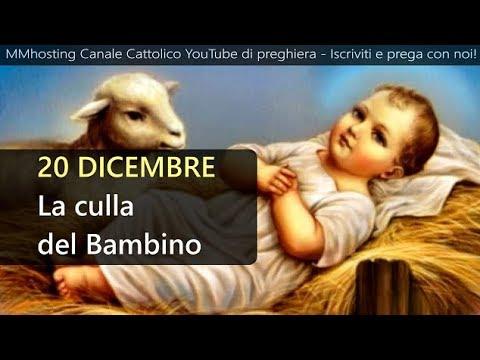 Risultati immagini per 20 Dicembre: La culla del Bambino - Mese dedicato al Santo Natale