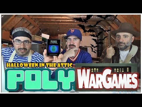 Halloween In The Attic - Polybius (Special Guest: Bootsy Spankins)