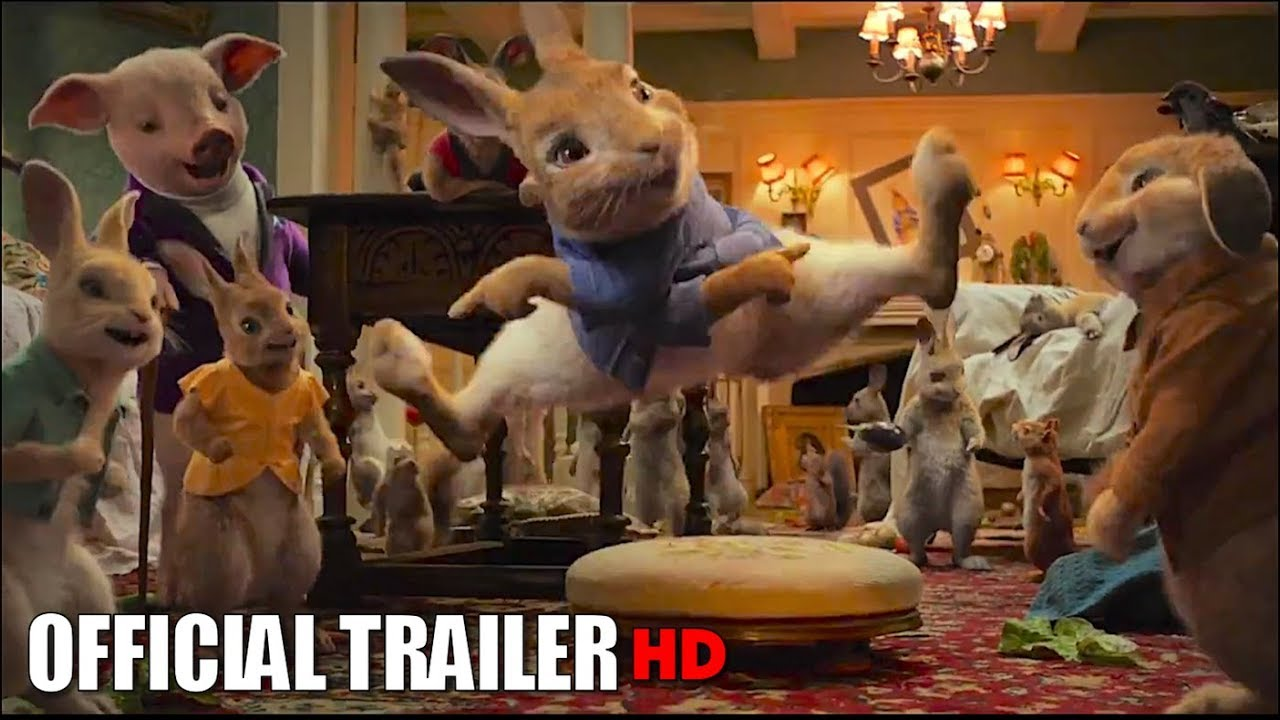 peter rabbit movie trailer 2018 hd movie tickets