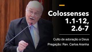 Culto Matutino - 21/03/2021