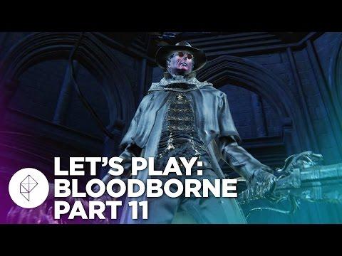 Bloodborne gameplay walkthrough part 11: the Blood Starved Beast