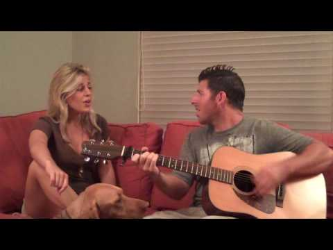 LIVE acoustic version of Tim McGraw