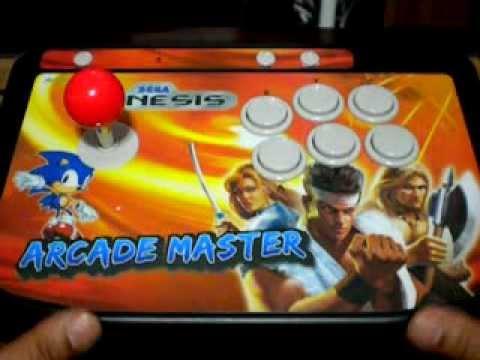 Sega Genesis Arcade Master Review thumbnail