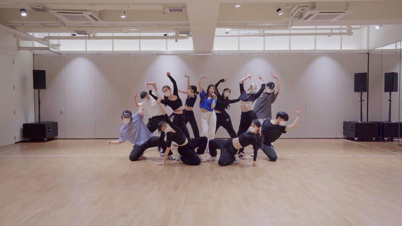 JOY 조이 '안녕 (Hello)' Dance Practice